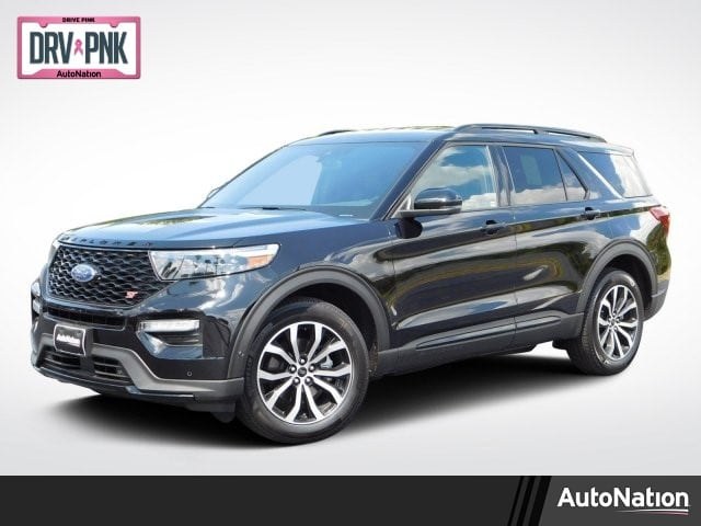 New Ford Explorer >> New Ford Explorer For Sale Sanford Fl 1fm5k8gc6lga04821 Autonation Ford Sanford