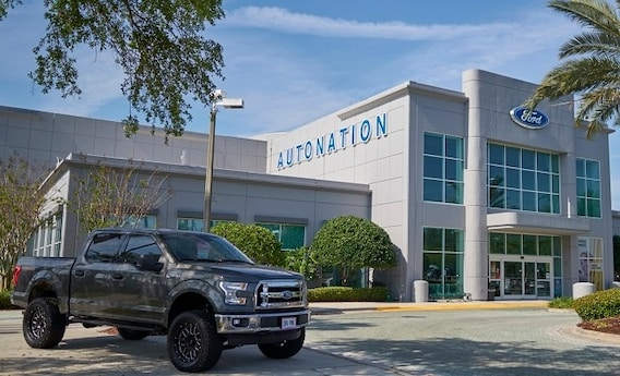 Ford Dealership Daytona Beach Fl Ford Sales Specials Service Autonation Ford Sanford