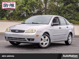 2007 Ford Focus SES Sedan