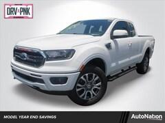 2019 Ford Ranger Lariat Truck SuperCab