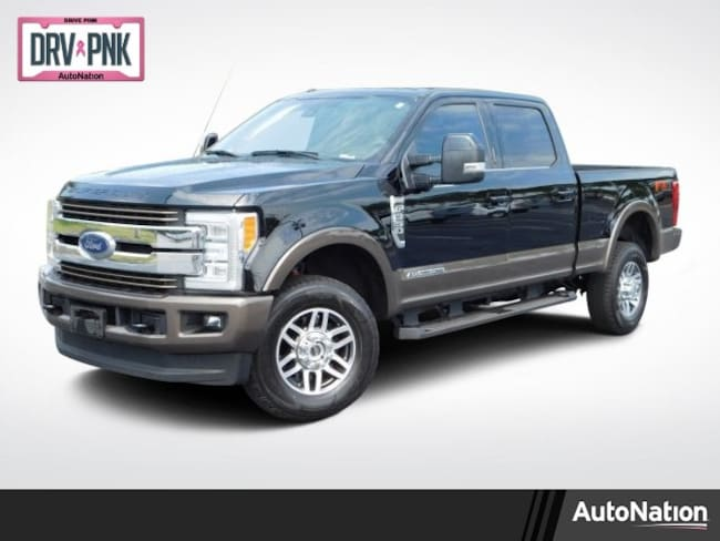2017 Ford F-350 King Ranch Truck Crew Cab