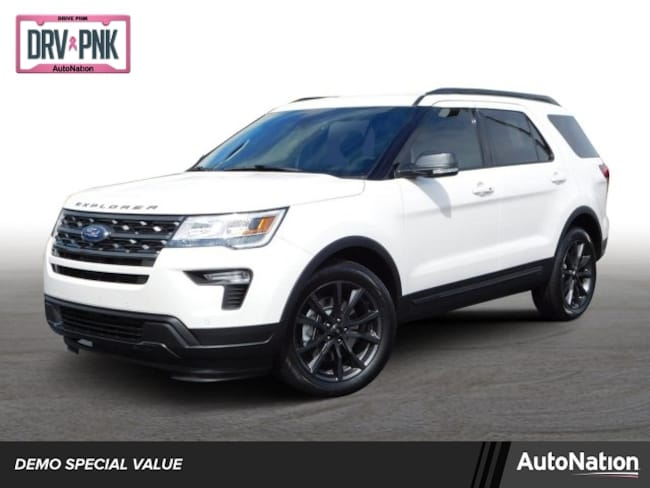 New 2019 Ford Explorer For Sale At Autonation Ford Sanford Vin