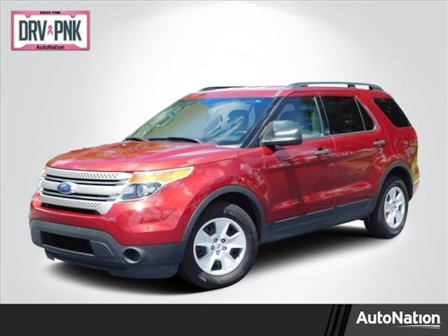 2013 Ford Explorer Base SUV