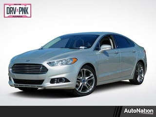 2014 Ford Fusion Titanium Sedan