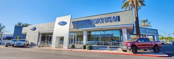Ford Dealership Phoenix Az >> Ford Dealership Near Me Scottsdale Az Autonation Ford