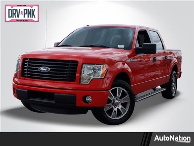 2014 Ford F-150 STX Truck SuperCrew Cab