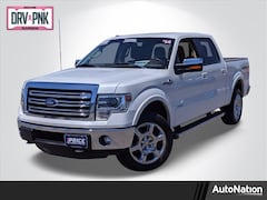 2014 Ford F-150 King Ranch Truck SuperCrew Cab