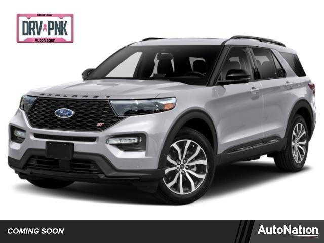 New Ford Explorer >> New Ford Explorer For Sale Scottsdale Az