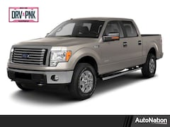 2010 Ford F-150 Lariat Truck SuperCrew Cab