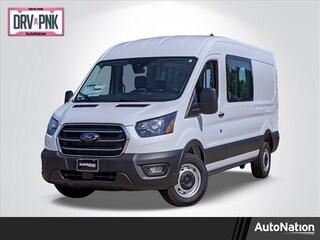 2020 Ford Transit-250 Crew Van Medium Roof Van