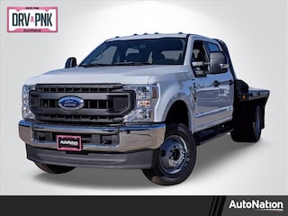 2020 Ford F-350 Chassis XL Truck Crew Cab