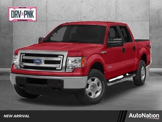 2013 Ford F-150 XL Truck SuperCrew Cab