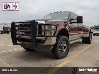 2008 Ford F-350 King Ranch Truck Crew Cab