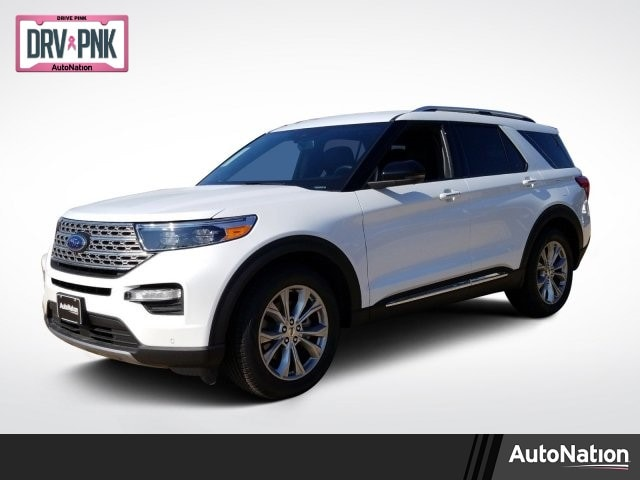 Autonation Ford Burleson >> New 2020 Ford Explorer For Sale At Autonation Ford Burleson