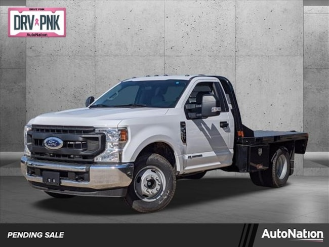 2021 Ford F-350 Chassis XL Truck Regular Cab