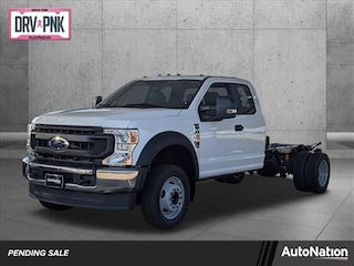 2022 Ford F-450 Chassis XL Truck Super Cab