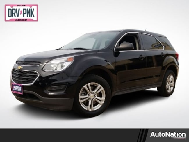 2017 Chevrolet Equinox Ls For Sale Ft Worth Tx