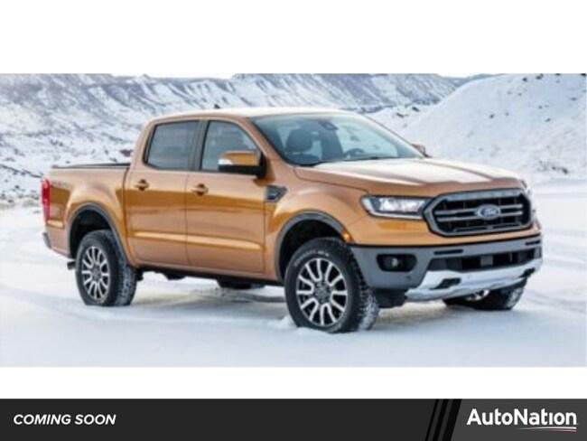2020 Ford Ranger XLT Truck SuperCrew