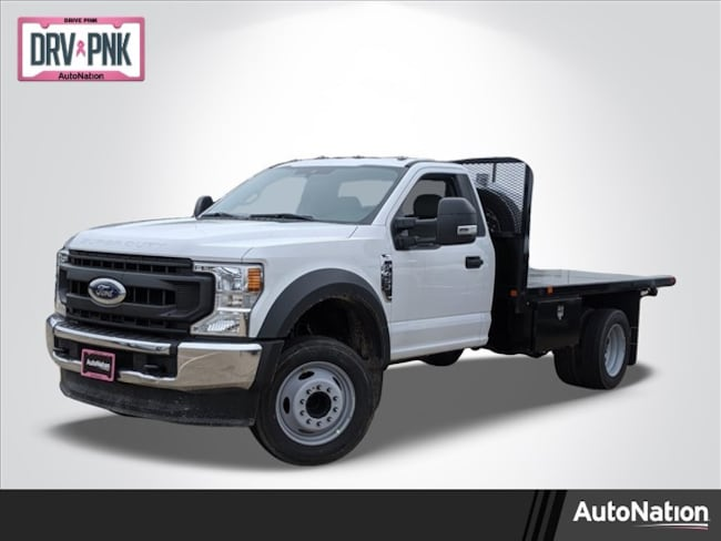 2020 Ford F-450 Chassis XL Truck Regular Cab
