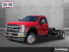 2021 Ford F-550 Chassis XLT Truck Regular Cab