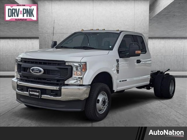 2022 Ford F-350 Chassis XL Truck Super Cab