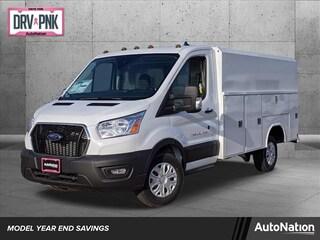 2020 Ford Transit-350 Cutaway Truck