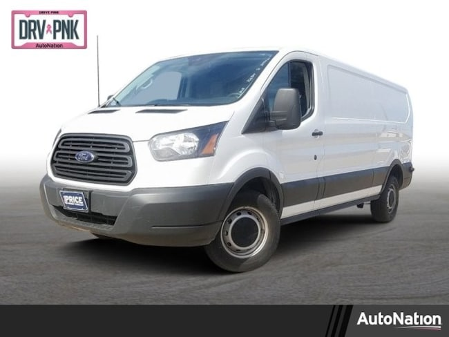 c3c30c6a2a 2018 Ford Transit-250 Base w 60 40 Pass-Side Cargo Doors