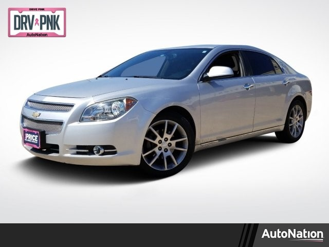 2012 Chevrolet Malibu Ltz W 2lz For Sale Ft Worth Tx