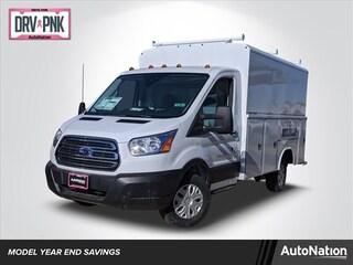 2019 Ford Transit-250 Cutaway Truck