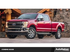 2020 Ford F-350 King Ranch Truck Crew Cab