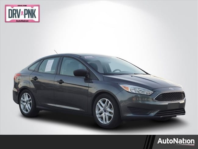 2015 Ford Focus S Sedan