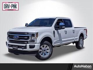 2020 Ford F-250 Platinum Truck Crew Cab
