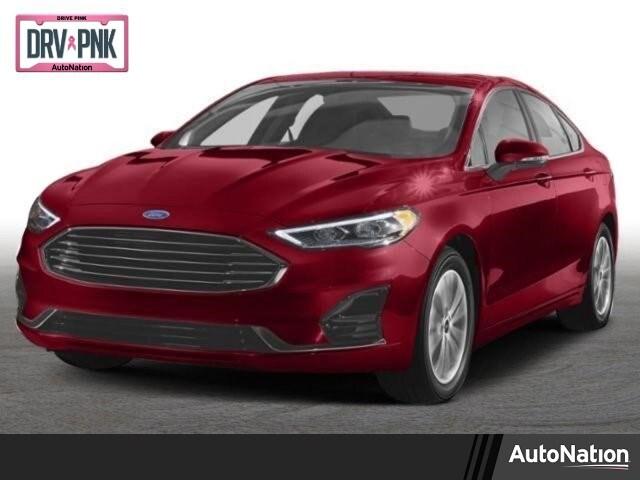 2019 Ford Fusion SEL Sedan