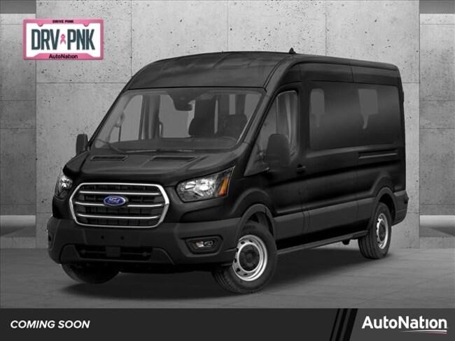2021 Ford Transit-350 Passenger XLT Wagon Medium Roof Van