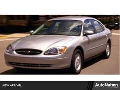 2002 Ford Taurus SE Standard Sedan