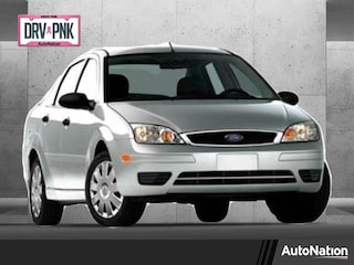 2005 Ford Focus S Sedan