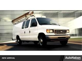 2005 Ford E-250 Van Cargo Van