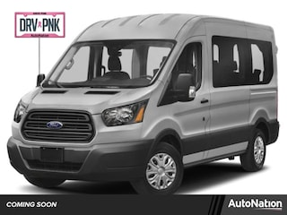 2019 Ford Transit-150 XLT Wagon Low Roof Passenger Van