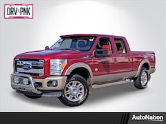 2014 Ford F-250 King Ranch Truck Crew Cab