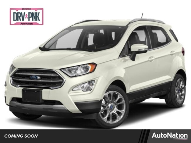 2020 Ford EcoSport: Specs, Equipment, Price >> New Ford Ecosport For Sale Bradenton Fl Maj3s2ge6lc311381