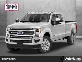 New 2022 Ford F-350 Platinum Truck Crew Cab for sale in St. Petersburg