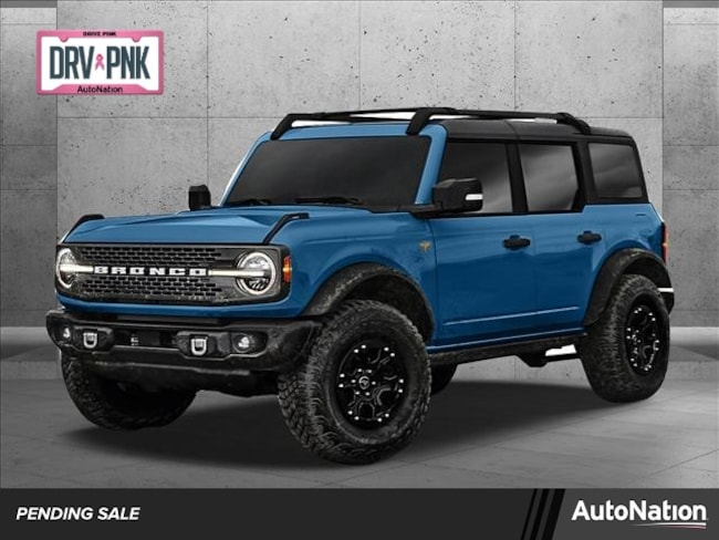 2021 Ford Bronco Big Bend SUV