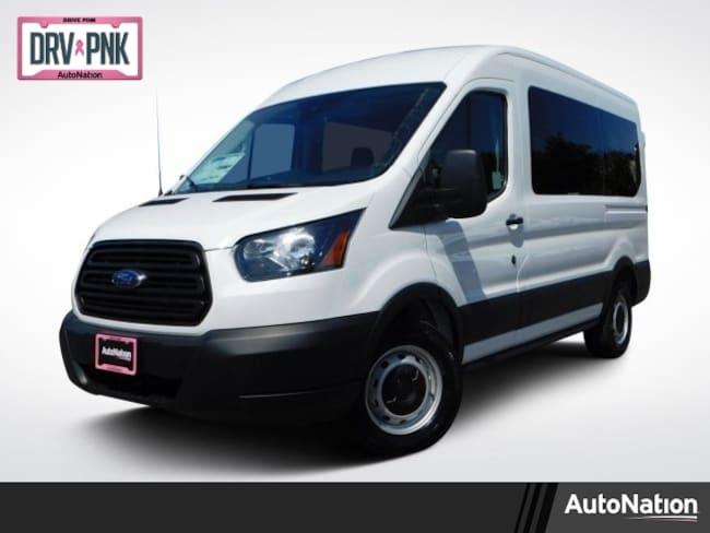 2019 Ford Transit-150 XL Wagon Medium Roof Passenger Van