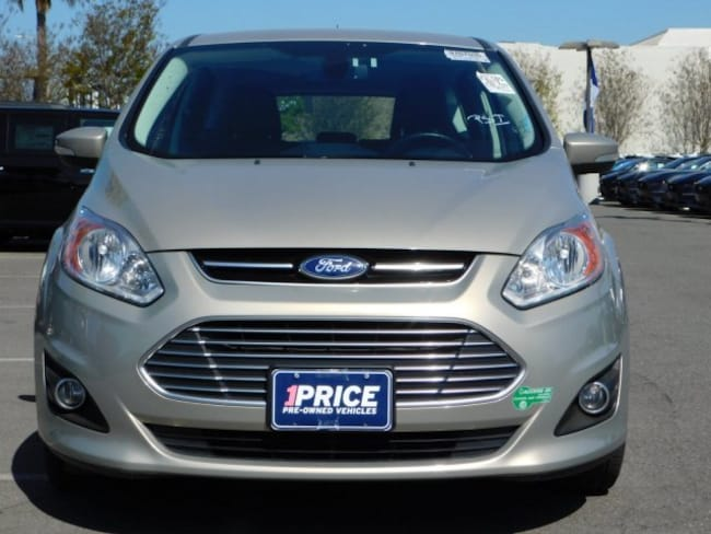2015 ford c max oil type