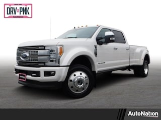 2019 Ford F-450 Truck Crew Cab