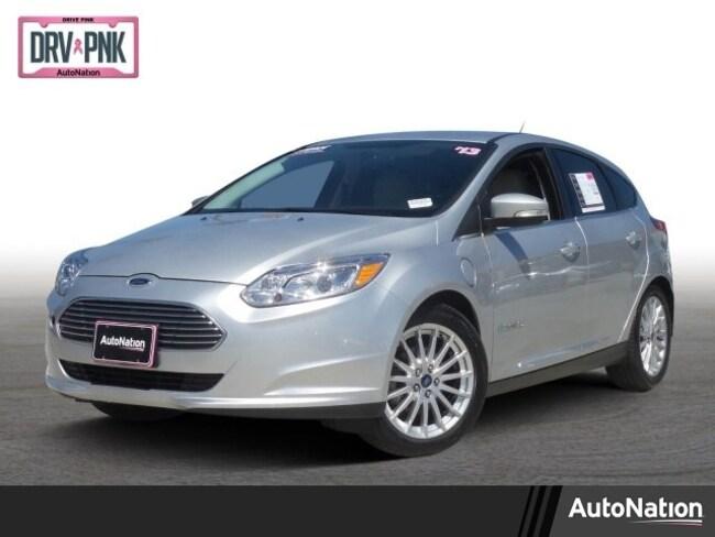 2013 Ford Focus Electric Base Hatchback