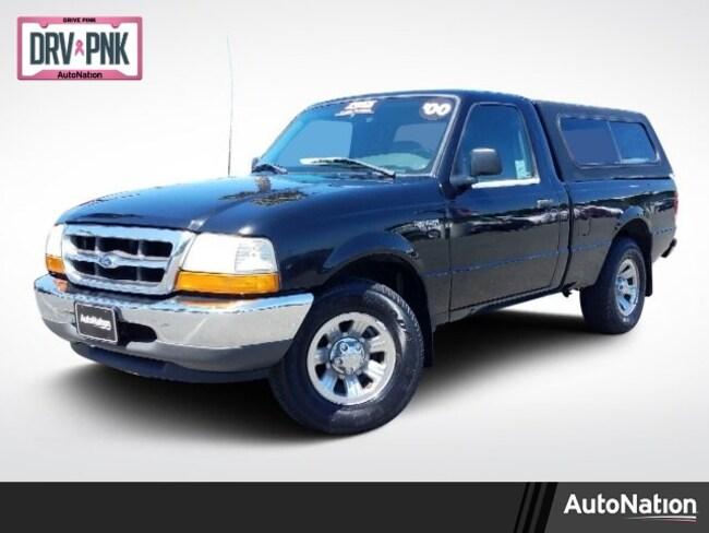 2000 Ford Ranger XL Truck Regular Cab