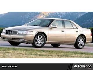 2001 CADILLAC SEVILLE Touring STS Sedan