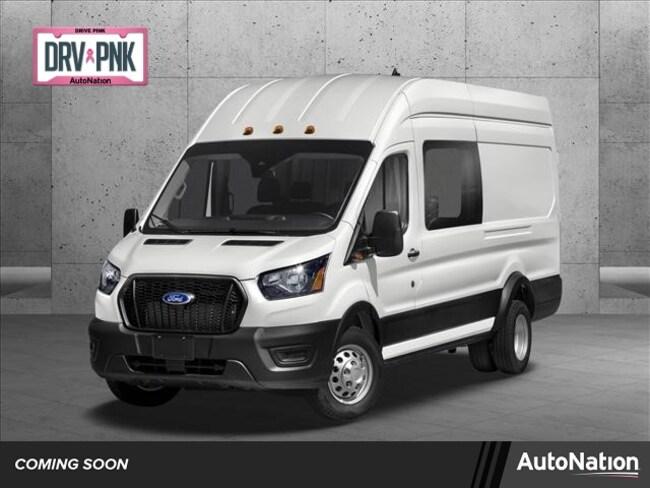 2021 Ford Transit-350 Crew Van High Roof HD Ext. Van