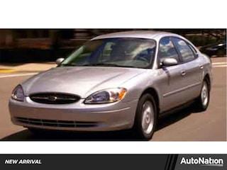 2002 Ford Taurus SES Standard Sedan
